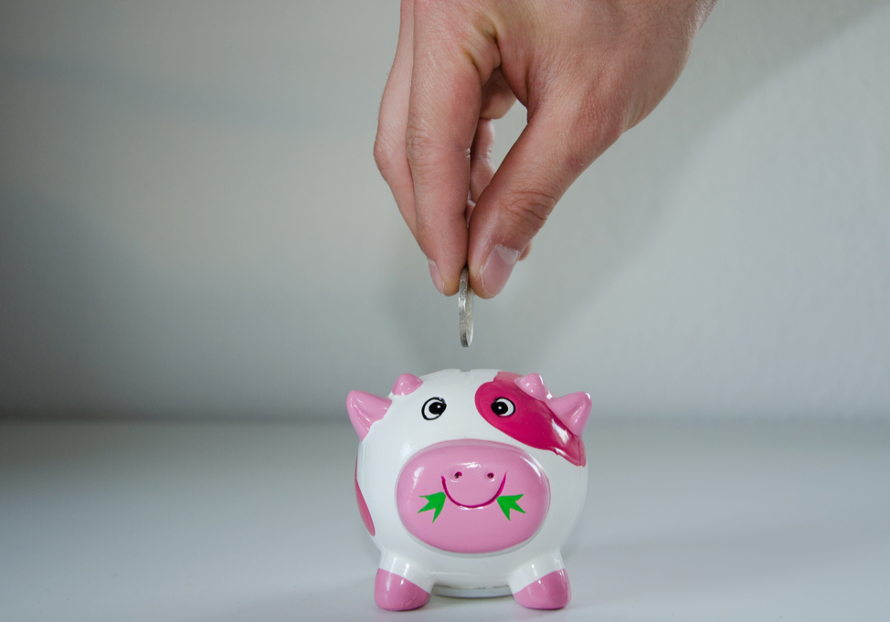 Tax Savings Piggybank